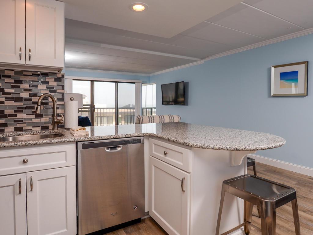 Summer Beach 508 - Kitchen