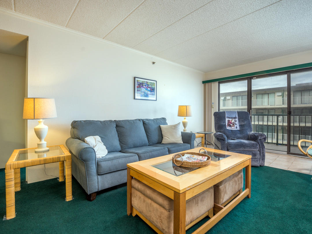 Summer Beach 307 Living Room
