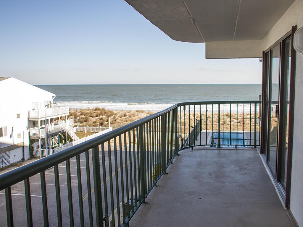 Summer Beach, 406 - Balcony Area