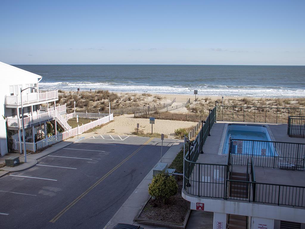 Summer Beach, 406 -Balcony  View