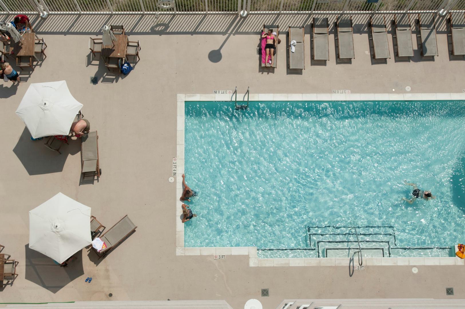 Gateway Grand Outdoor Pool (open seasonally)