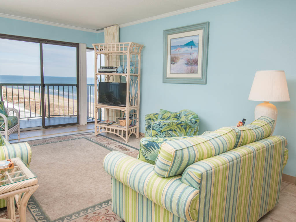 Summer Beach, 806 - Living Room