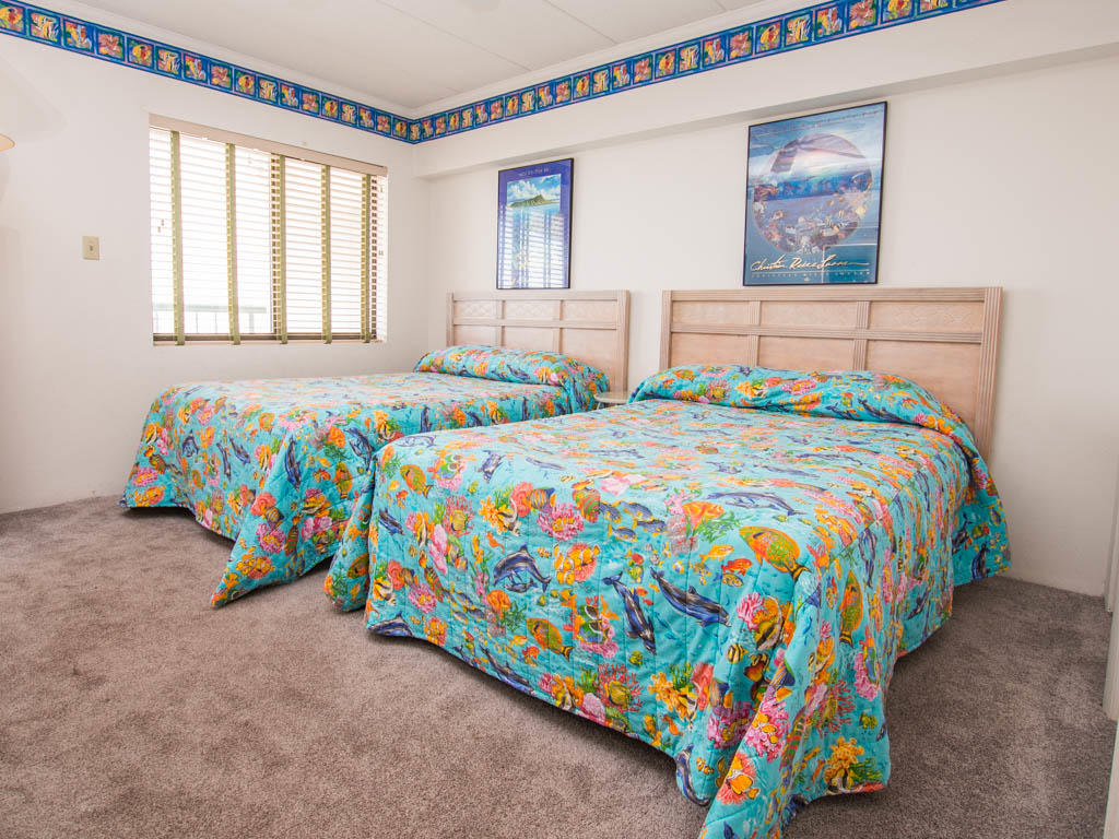Summer Beach, 806 - Second Bedroom