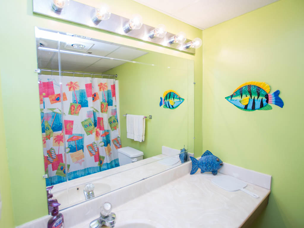 Summer Beach, 806 - Second Bathroom