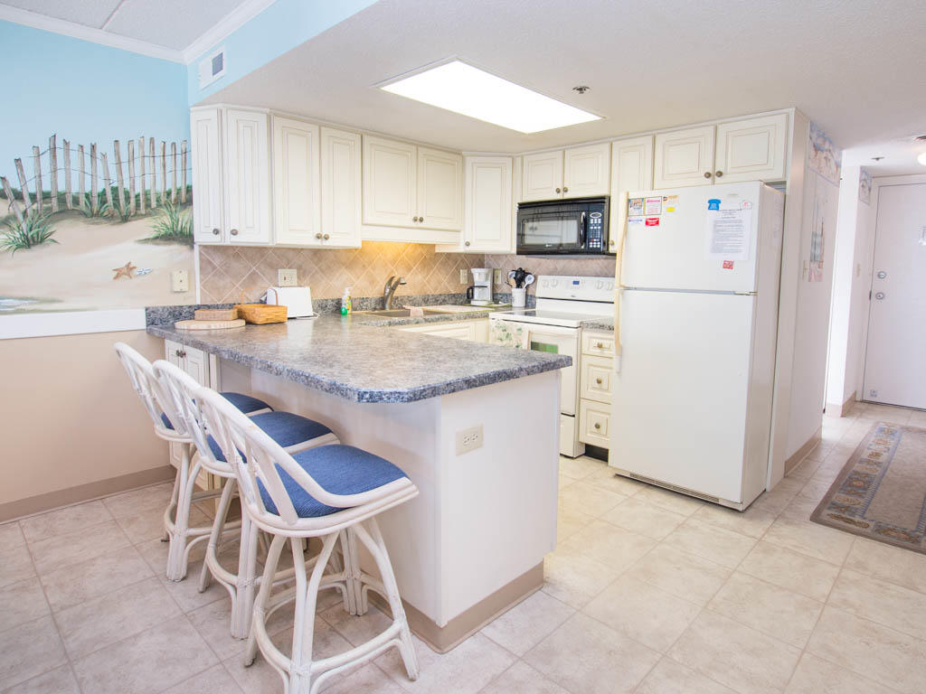 Summer Beach, 806 - Kitchen Area