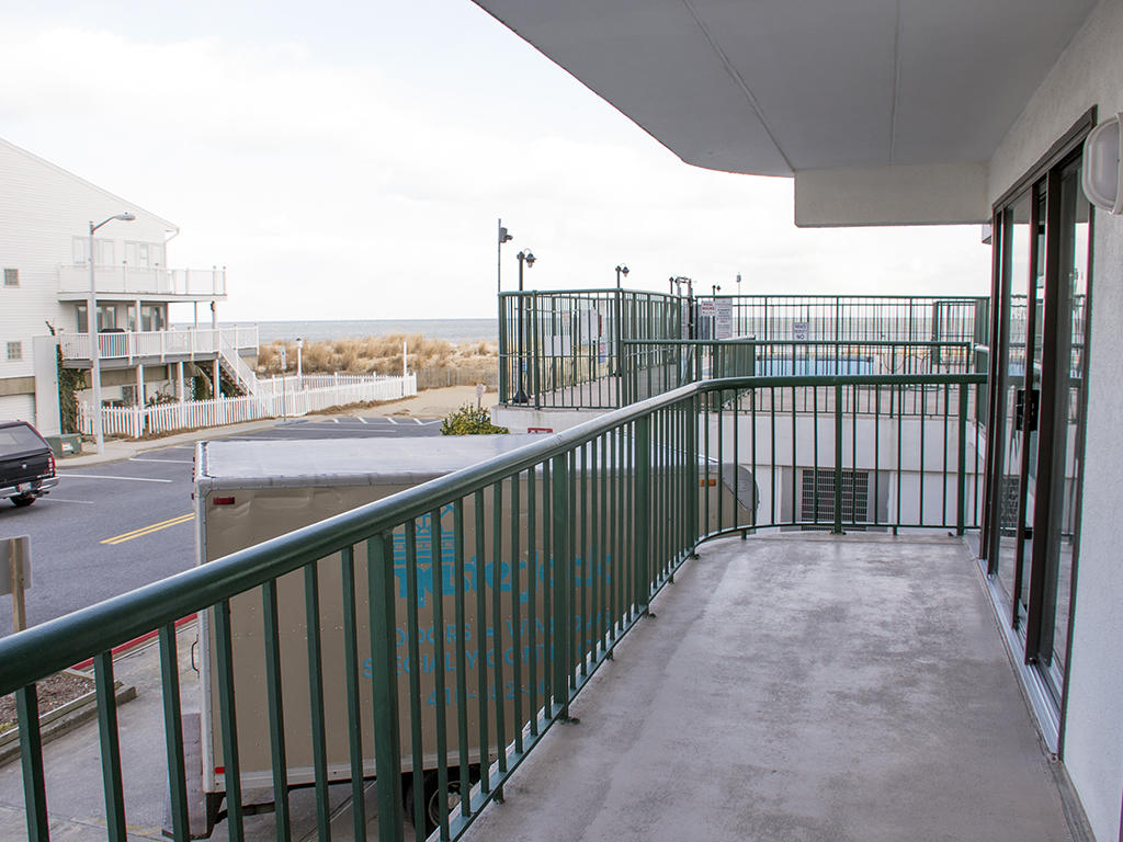 Summer Beach, 106 - Balcony Area