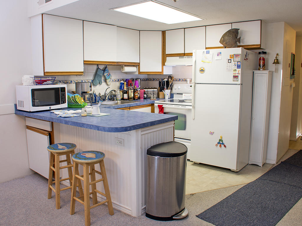 Summer Beach, 106 - Kitchen Area