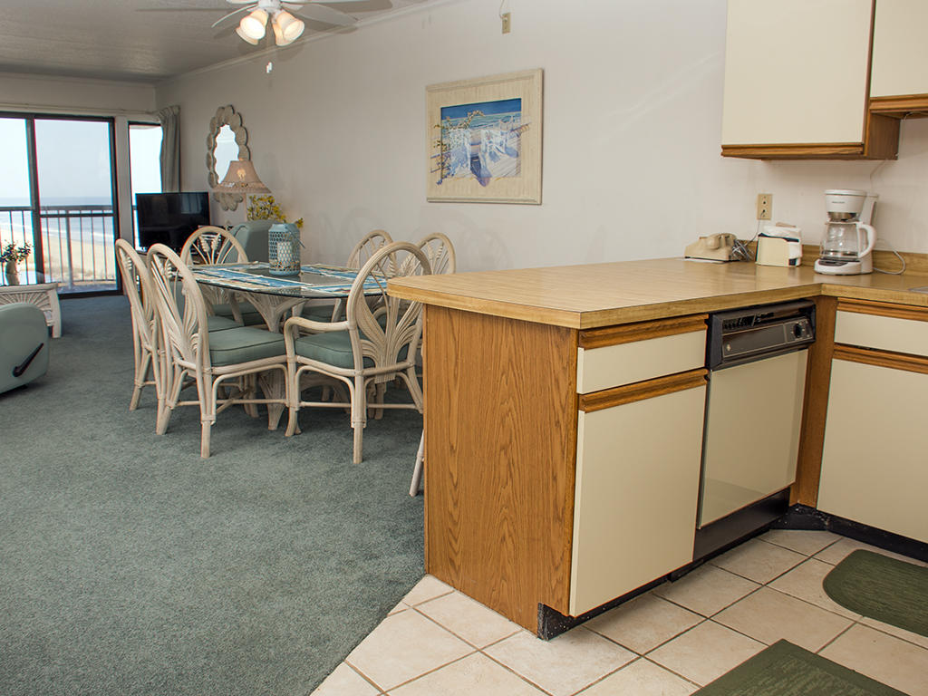 Summer Beach, 805 - Kitchen Area