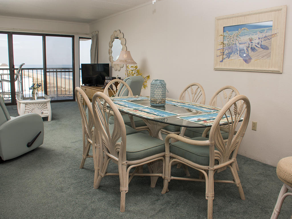 Summer Beach, 805 - Dining Area