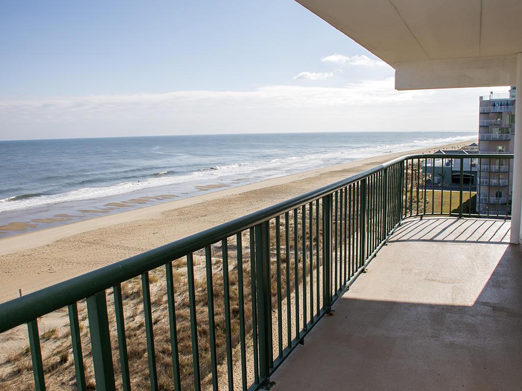 Summer Beach, 601 - Balcony