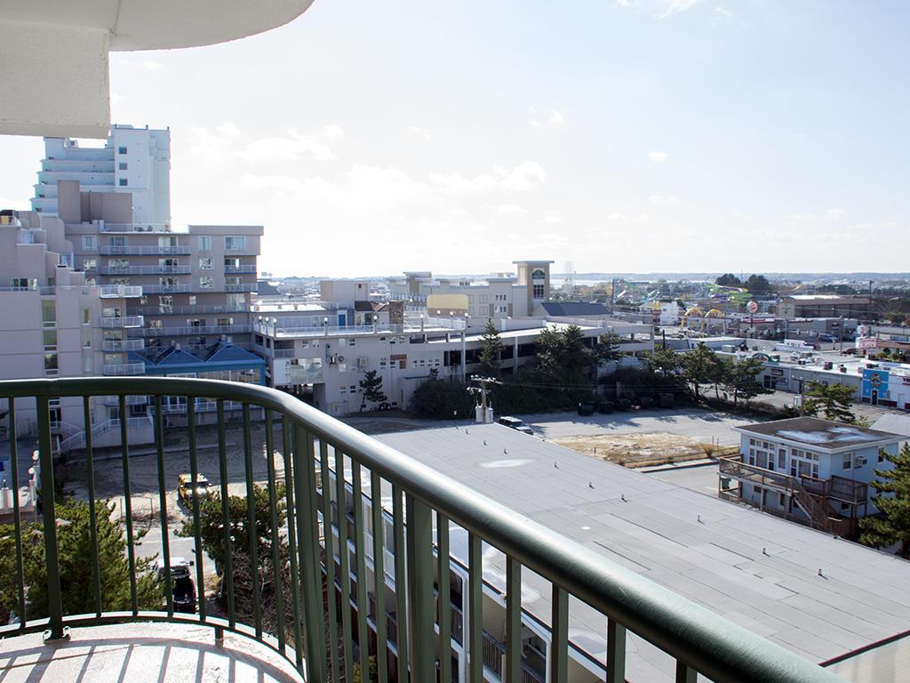 Summer Beach, 601 - Balcony Area