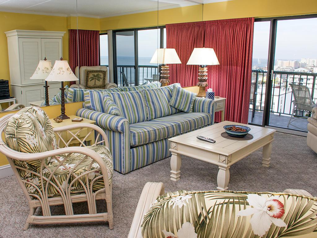 Summer Beach, 807 - Living Room