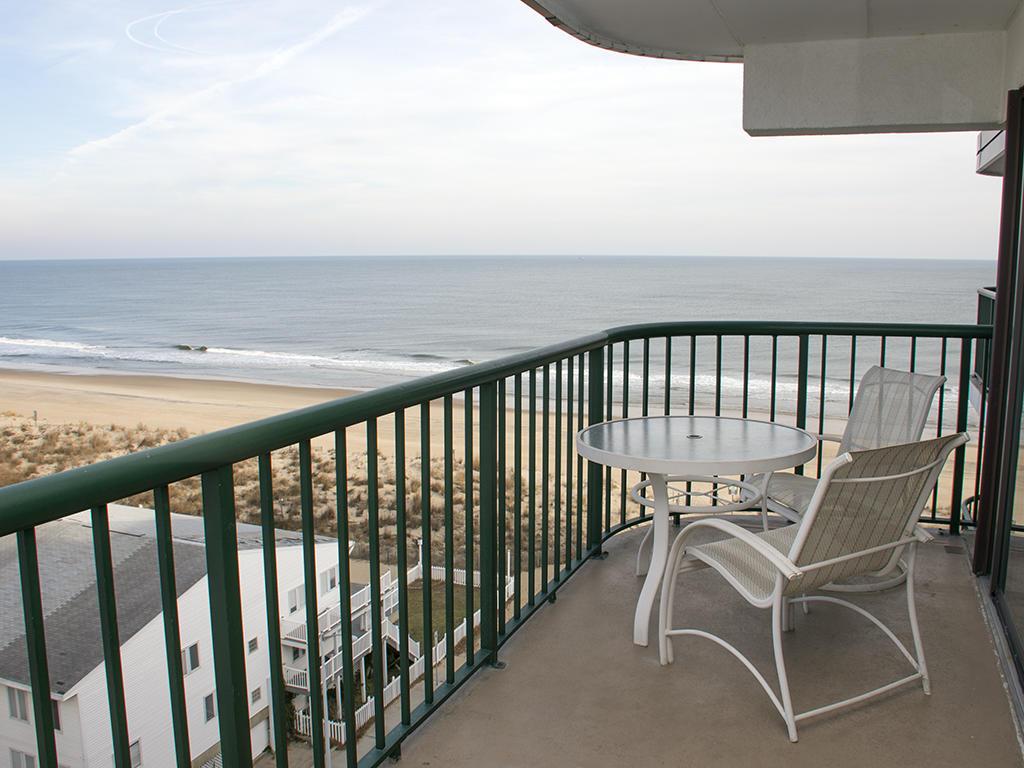 Summer Beach, 807 - Balcony View