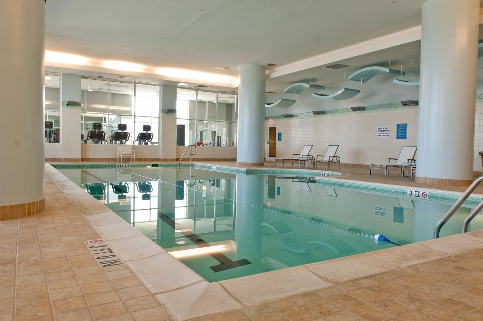 Gateway Grand Indoor Pool