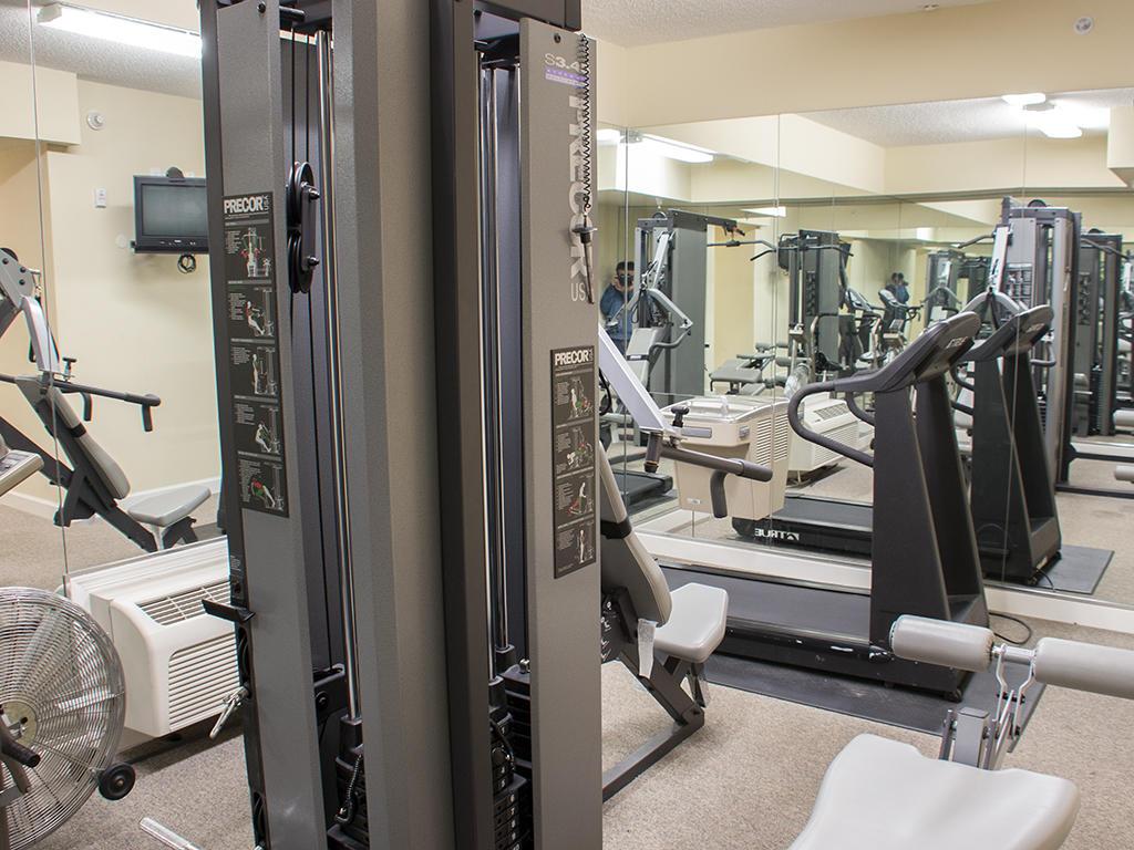 Jettys Break -Work out room