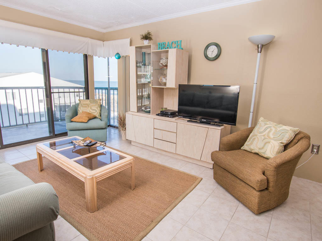 Summer Beach, 305 - Living Room Area