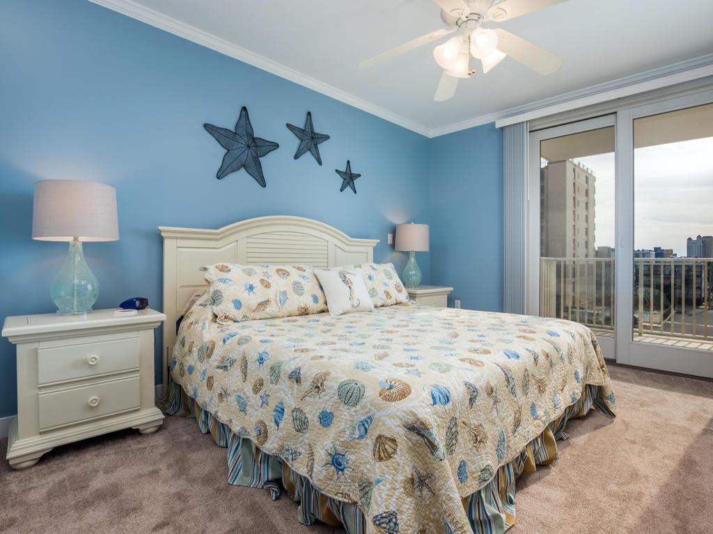 Master Bedroom, View 1
