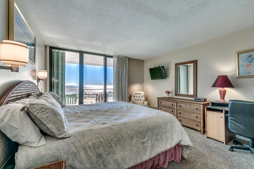 Ocean Creek, D5 - Master Bedroom