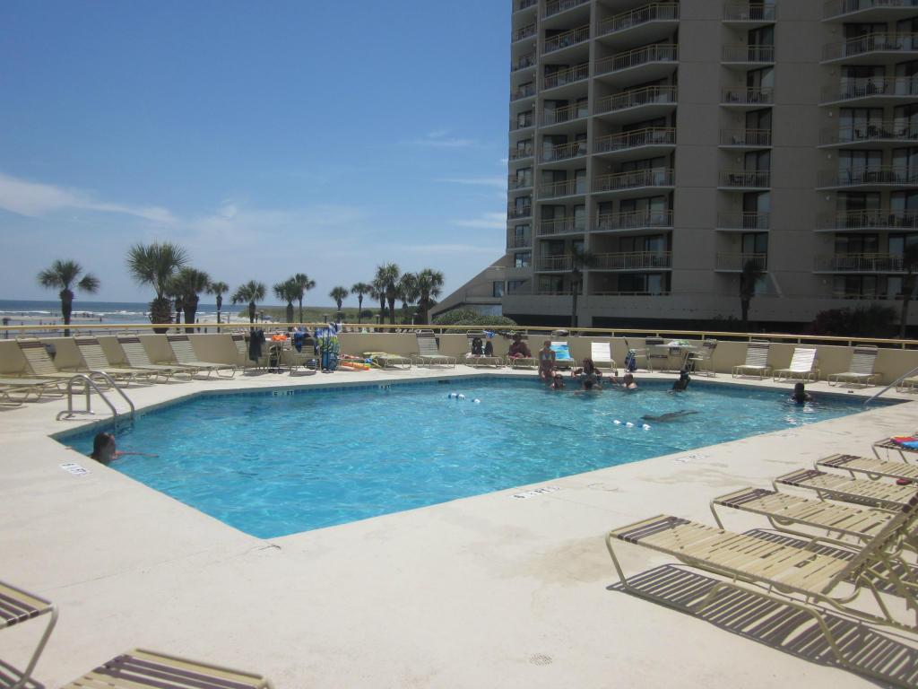 Ocean Creek -- North Tower Outdoor Pool