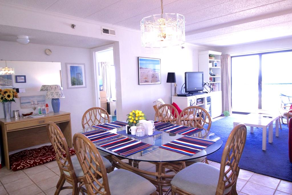 Summer Beach, 203 - Dining Area