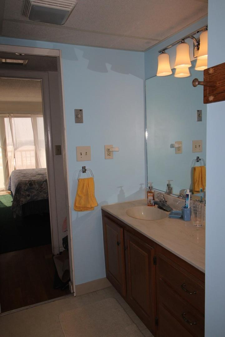 Summer Beach, 203 - Master Bathroom
