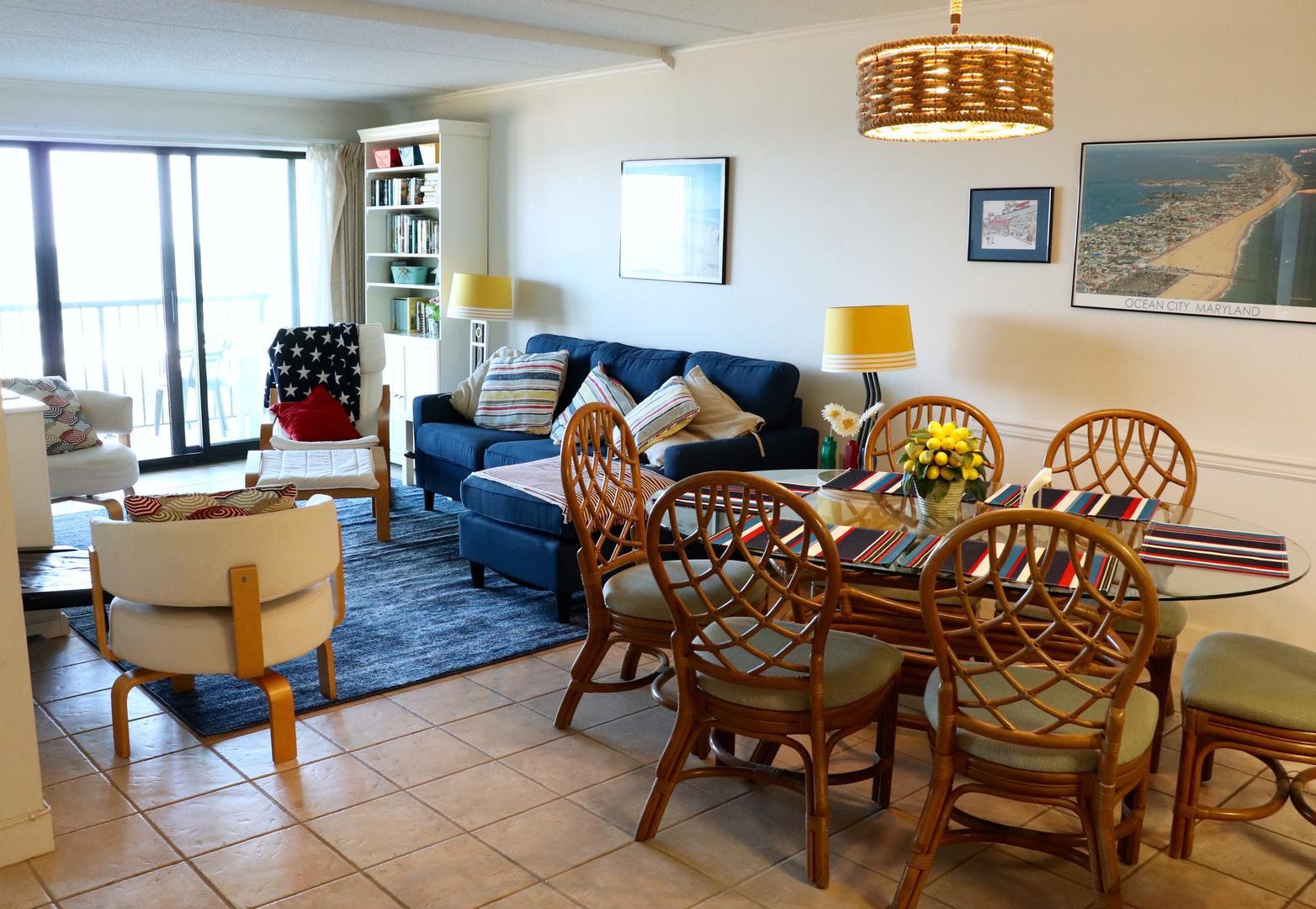 Living - Dining Room