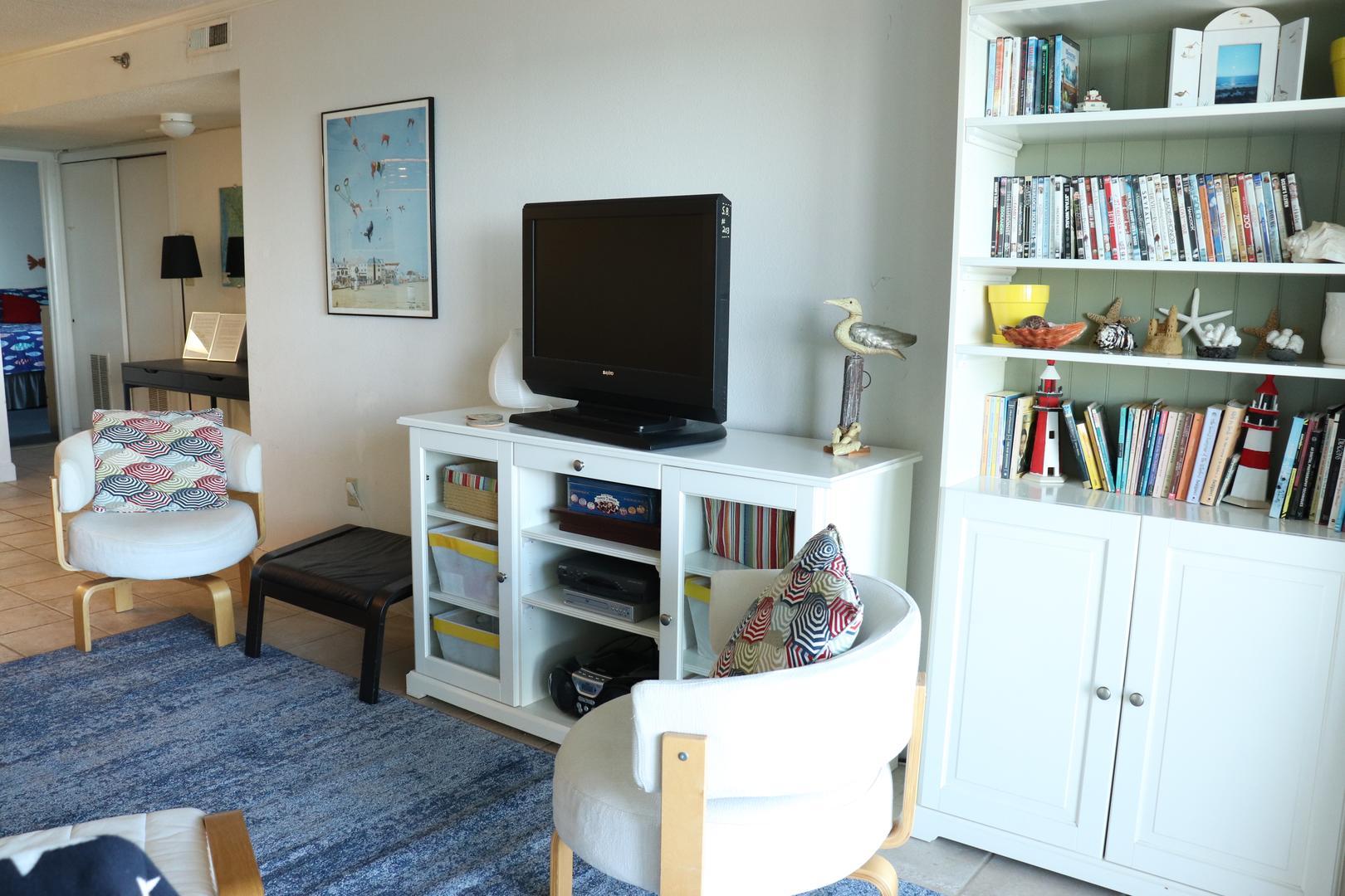 Living Room - Entertainment