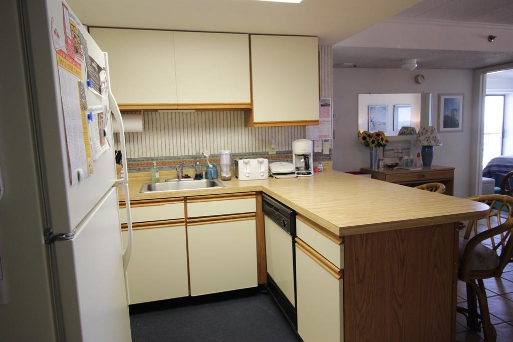 Summer Beach, 203 - Kitchen Area