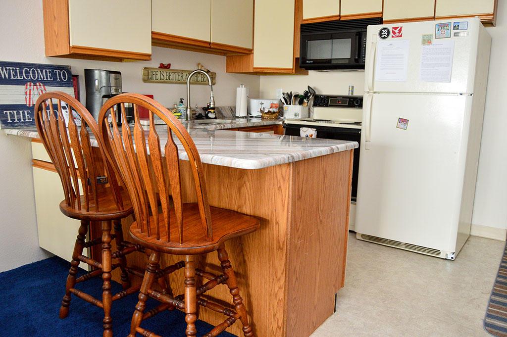 Summer Beach 204- Kitchen