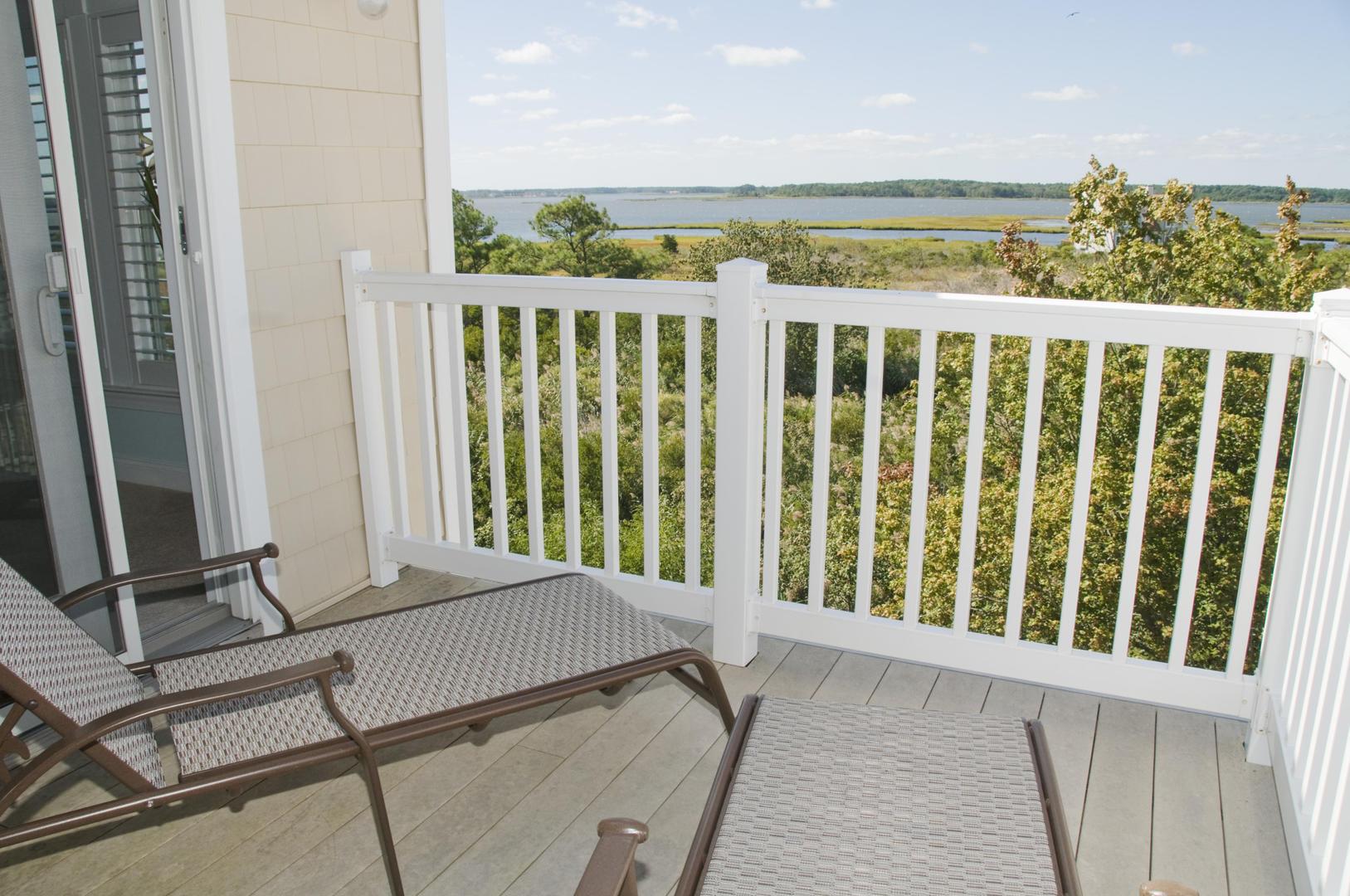 Salt Meadows 40142 - Balcony Off of Master Bedroom
