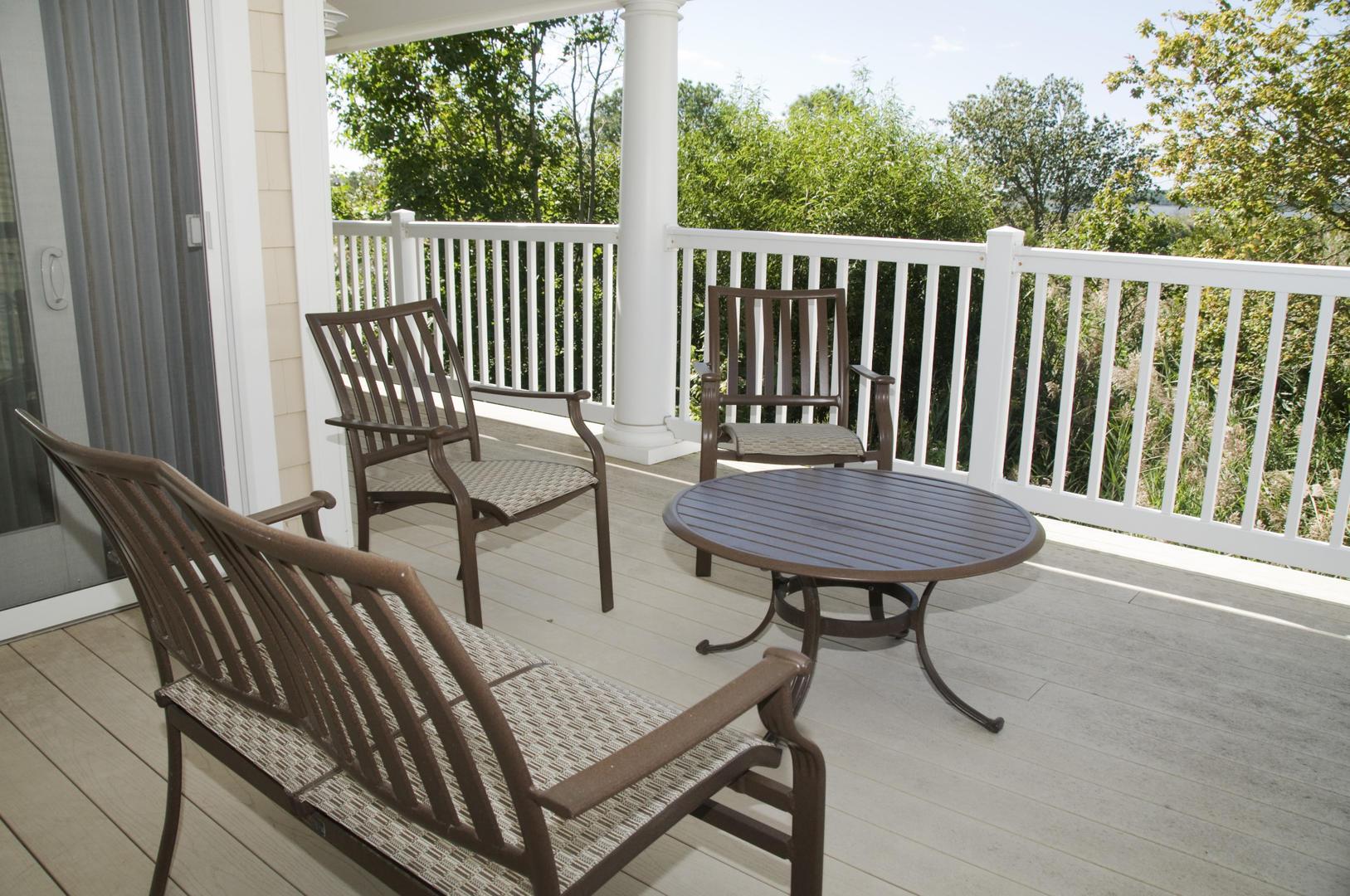 Salt Meadows 40142 - Balcony Off of Bedroom 2