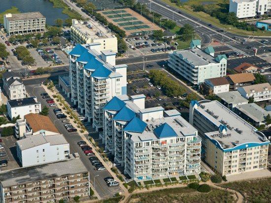 Meridian Aerial View
