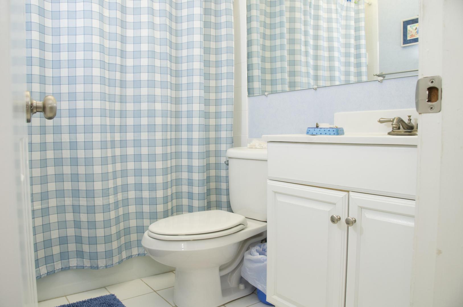 Ocean Hideaway 104 - Bathroom 2