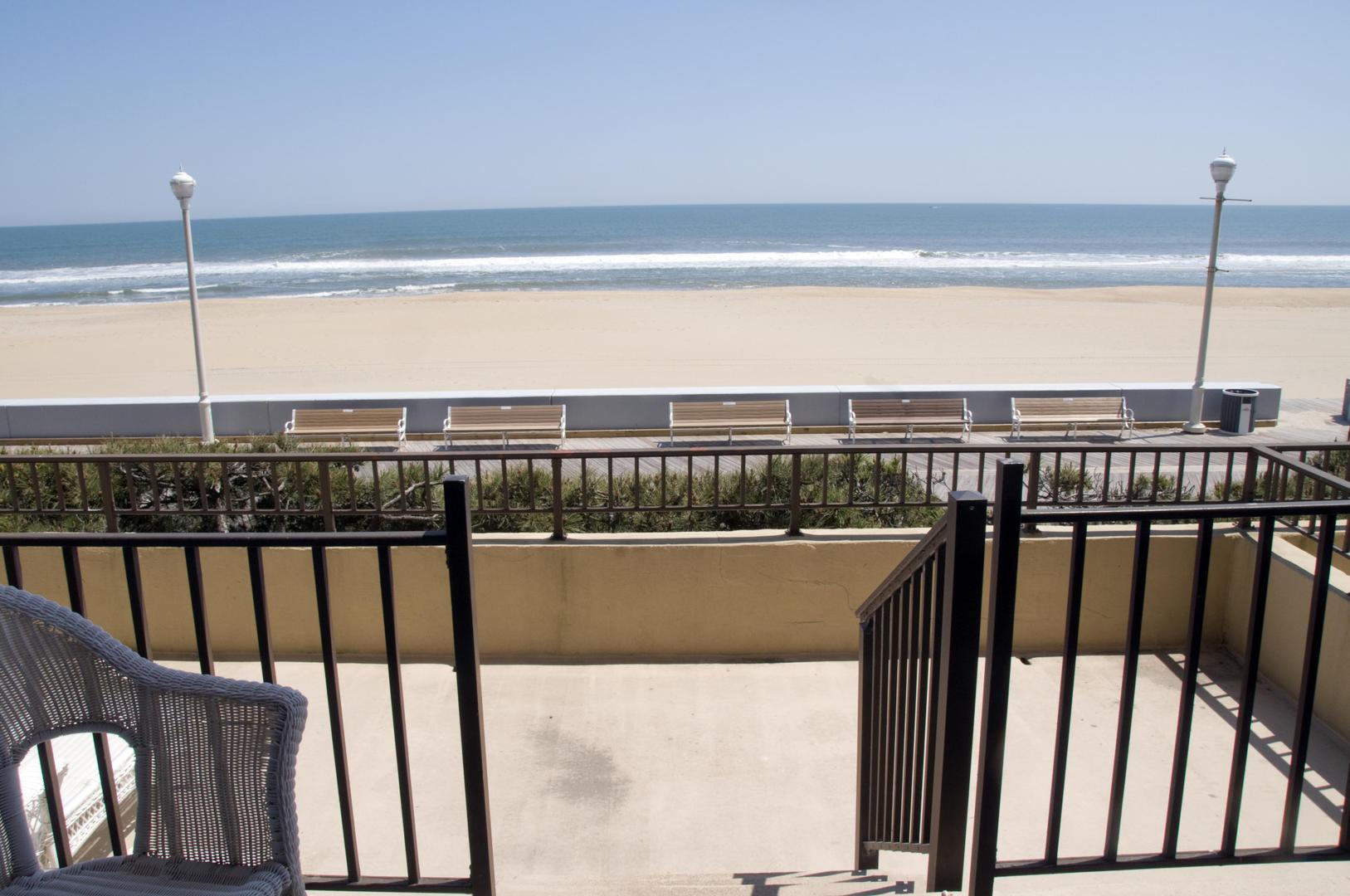 Ocean Hideaway 104 - Views of Ocean and Boardwalk