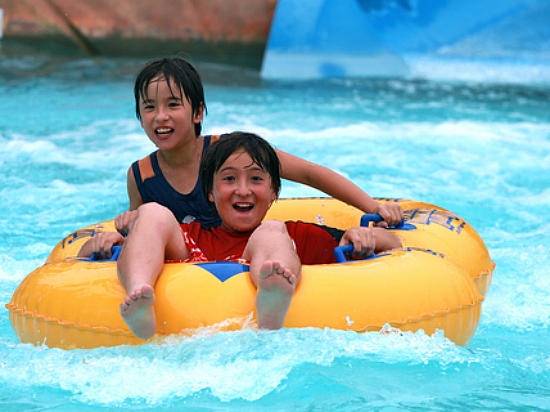 Visit a Local Water or Amusement Park