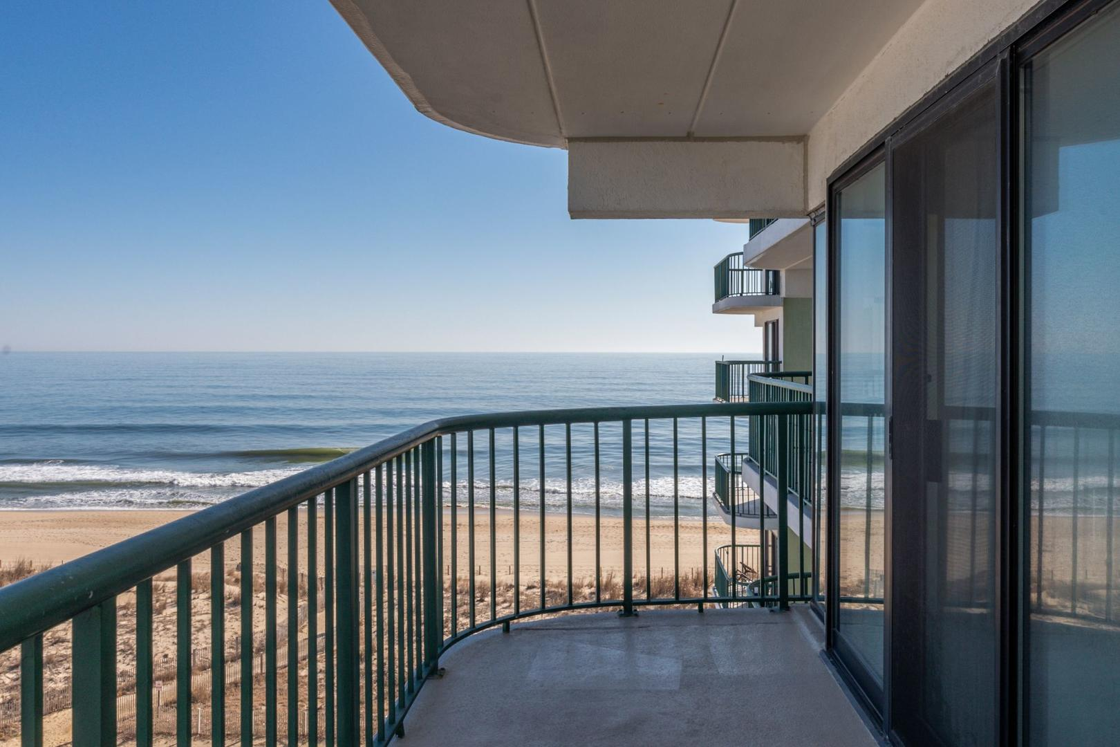 Summer Beach 605 - Private Balcony