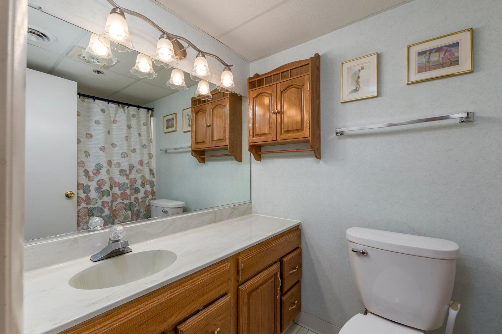 Summer Beach 605 - Bathroom 2