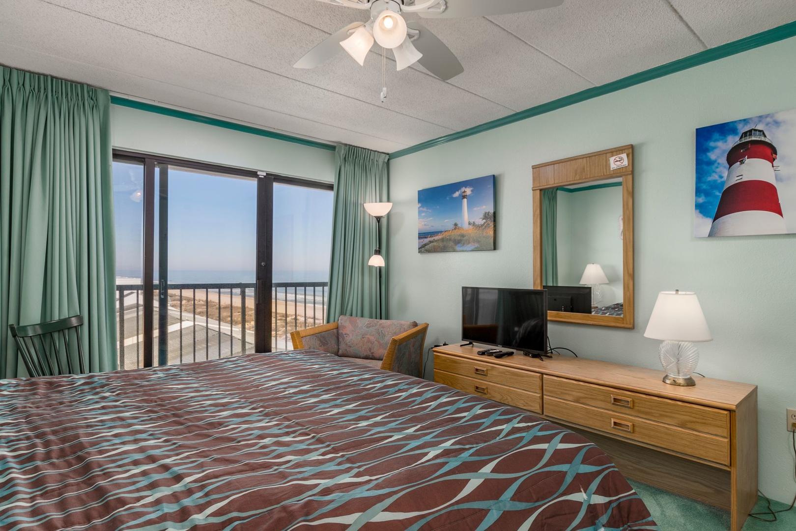 Summer Beach 605 - Bedroom 1