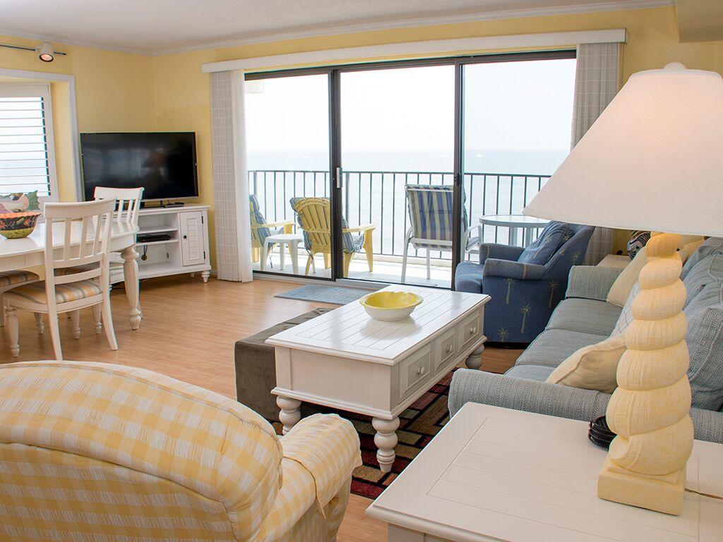 Golden Surf, 701 - Living Room