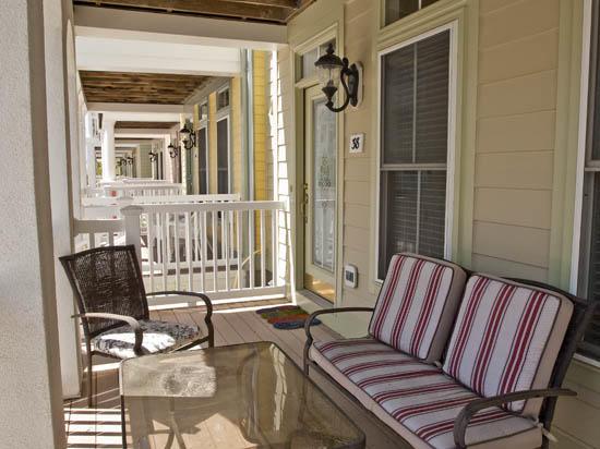 Sunset Island, 38 Sunset Island Drive - Porch