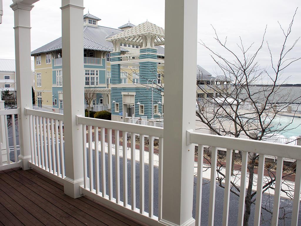 Sunset Island, 6 Beach Side Drive  - Balcony View