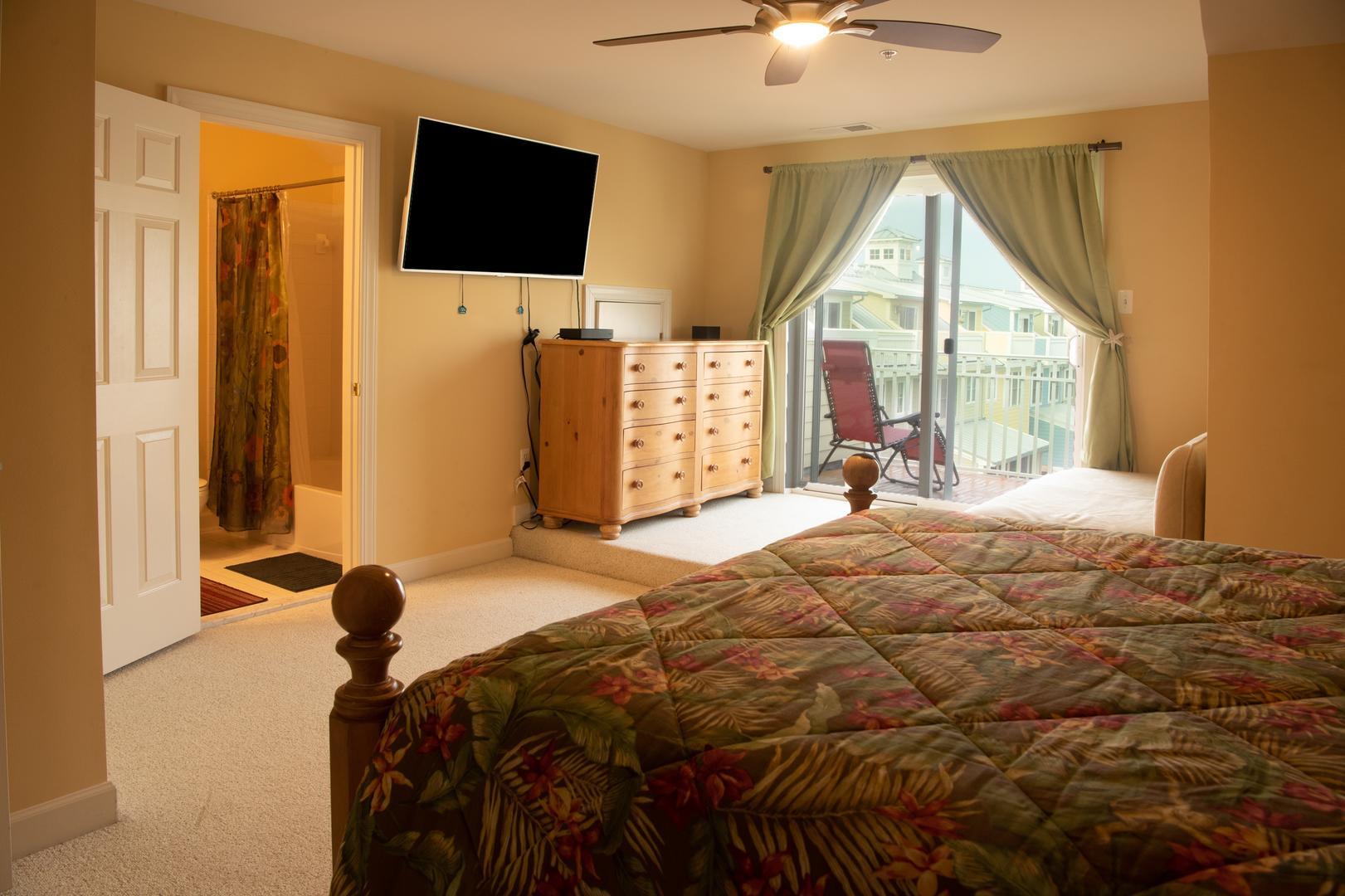 Sunset Island, 6 Beach Side Dr. - 4th Floor Bedrooma