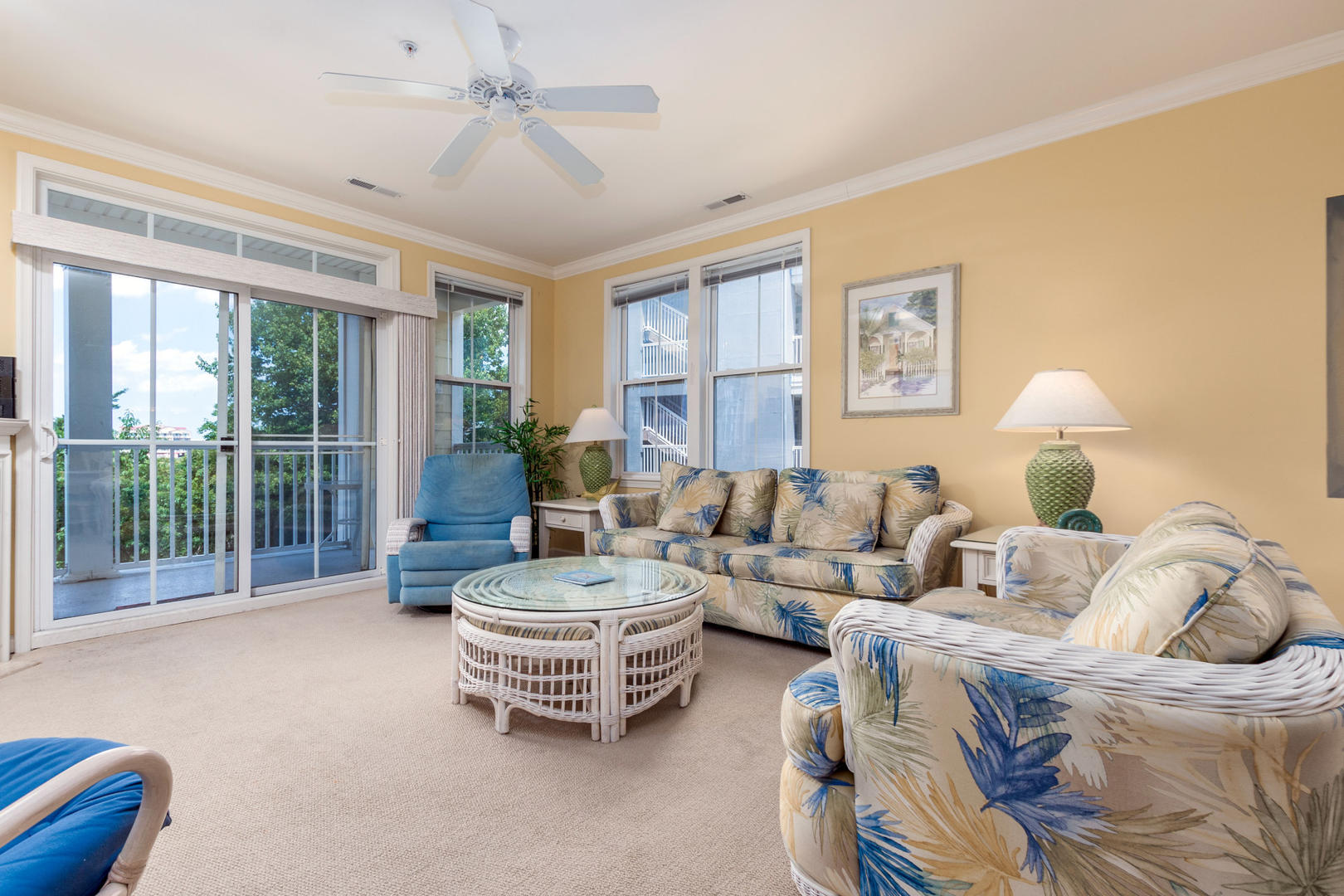 Sunset Island 6 HCW 2E - Living Room
