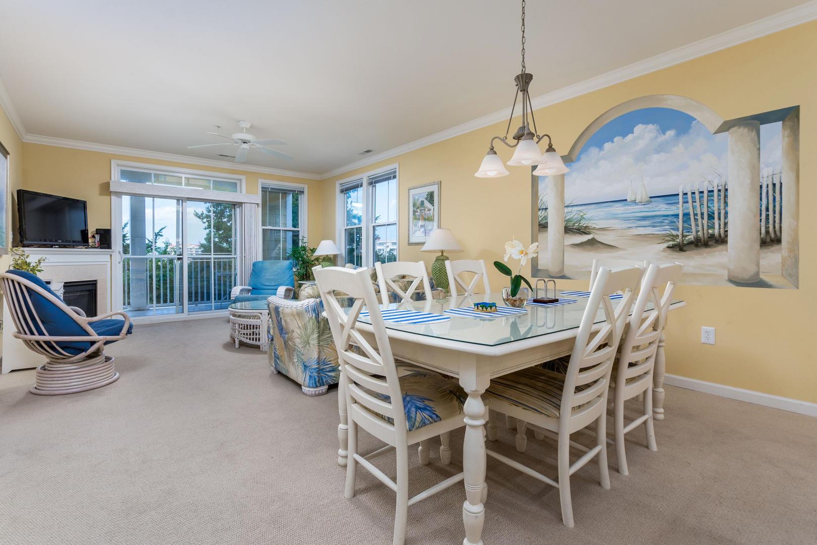 Sunset Island 6 HCW 2E - Dining Area