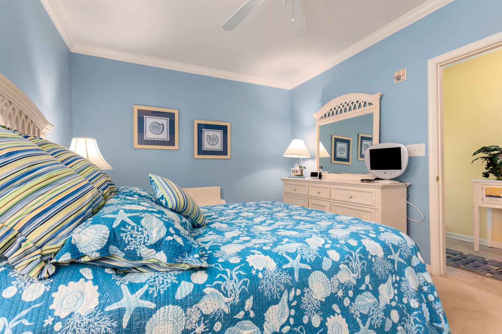 Sunset Island 6 HCW 2E - Bedroom 2