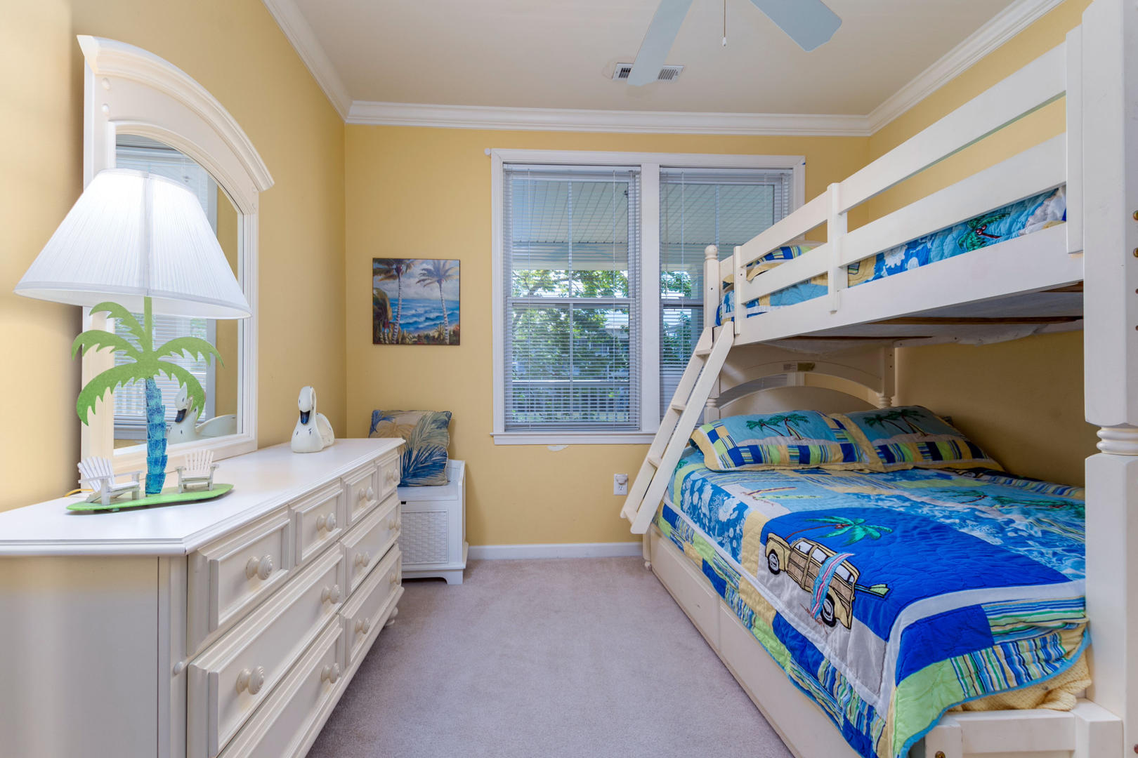 Sunset Island 6 HCW 2E - Bedroom 3