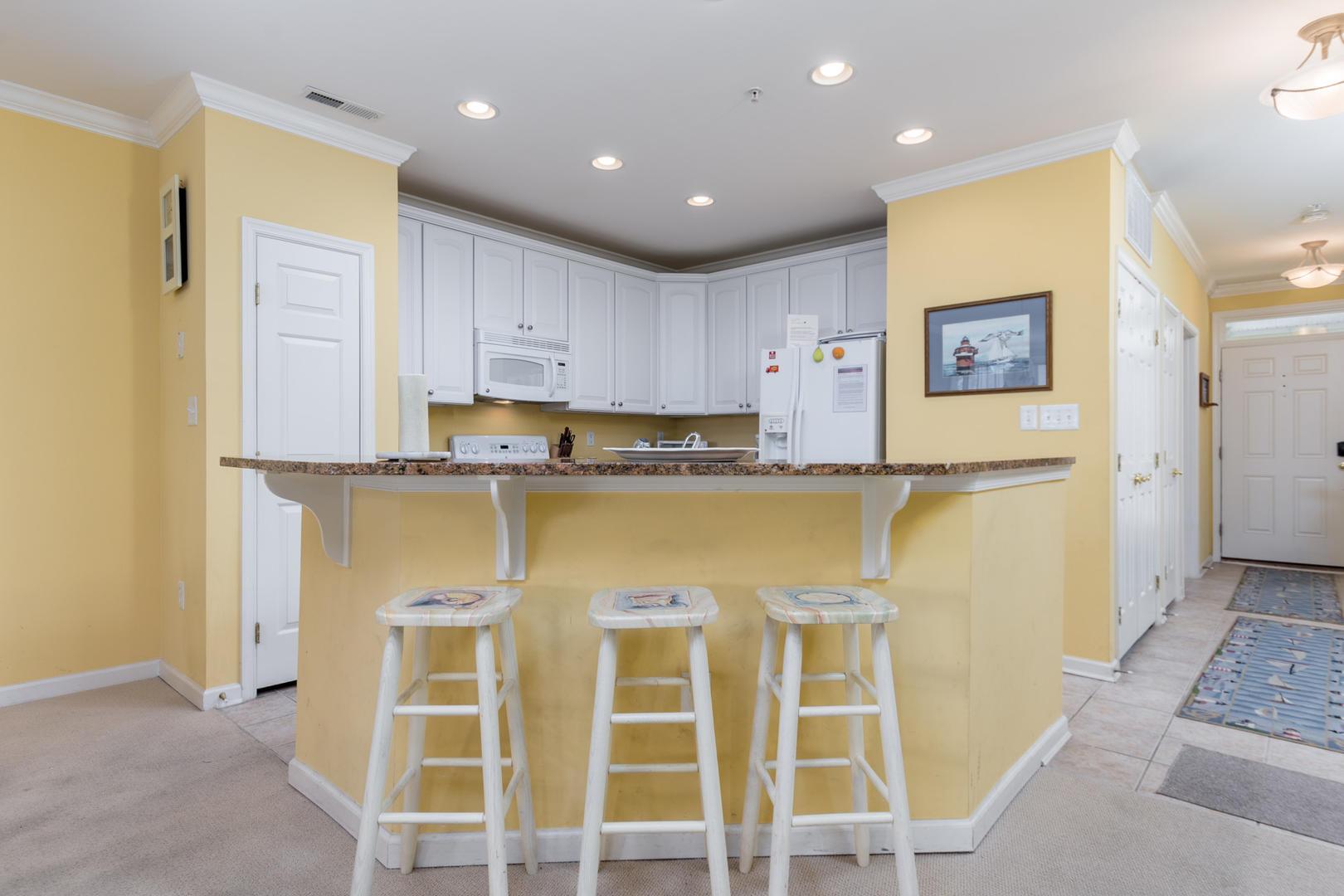 Sunset Island 6 HCW 2E - Kitchen