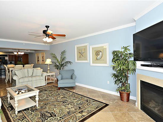 Oceans Pointe, 501 - Living Room (1)