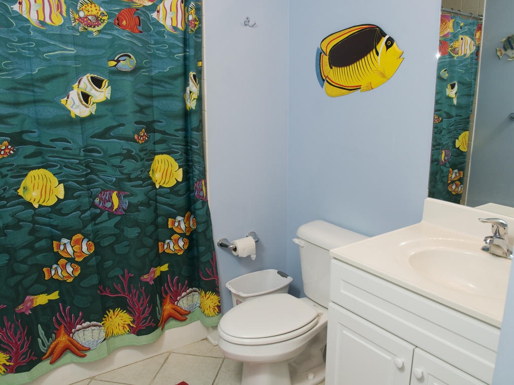 Sunset Pointe, 203 - Second Bathroom