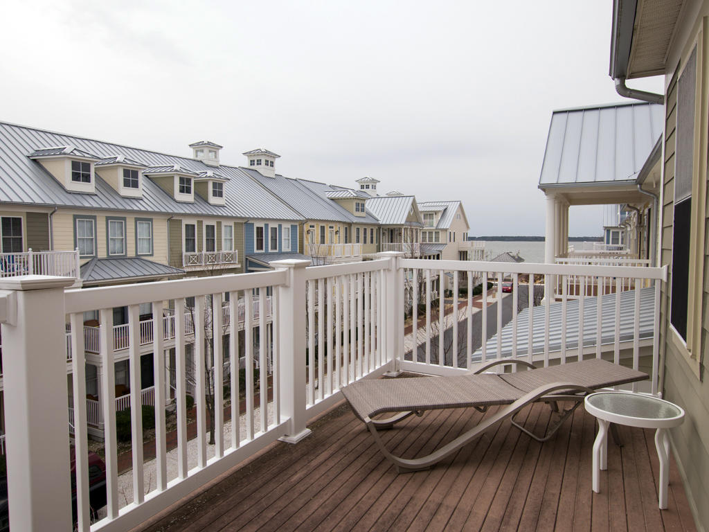 Sunset Island, 8 Beach Walk Lane - Top Floor Balcony